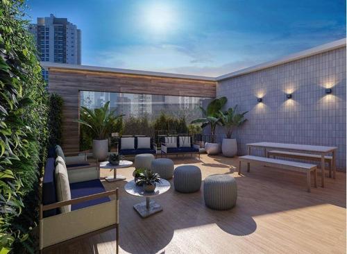 Apartamento Com 2 Dormitórios À Venda, 81 M² Por R$ 814.123,00 - Cabral - Curitiba/pr - Ap3213