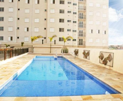 Apartamento Residencial À Venda, Jardim Las Vegas, Guarulhos. - Ap0519