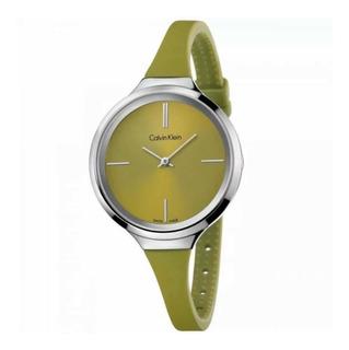 Reloj Suizo Para Mujer Calvin Klein Ck K4u231wl Nuevo