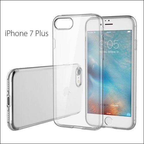 Forro iPhone 7 Plus  8 Plus Transparente Goma Shockproof New
