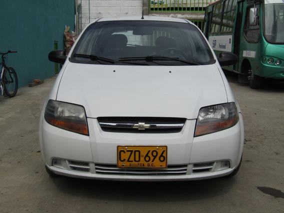 Chevrolet Aveo Five 1.6 Aa