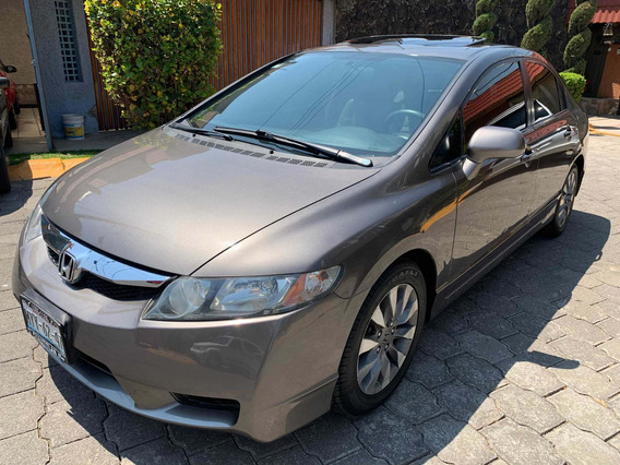 Honda Civic D Exl Sedan At 2010