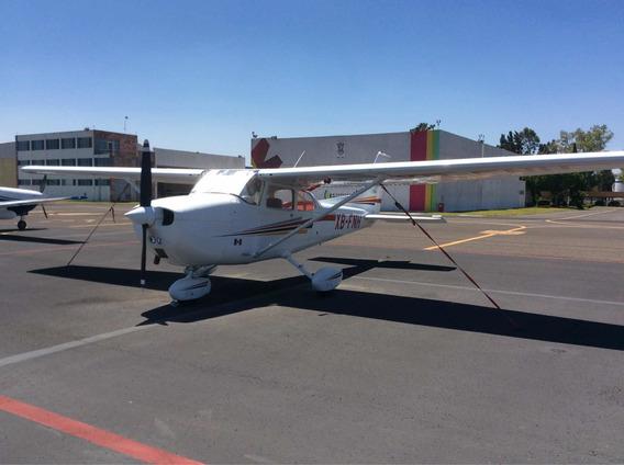 Avión Cessna Año 1975 Con 550 Hrs Tt Y Se Renta A Pilotos