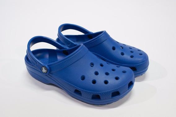 Crocs Originales Classic Unisex Azul Francia