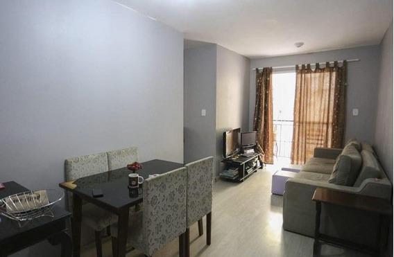 Apartamento Com 3 Dormitórios À Venda, 57 M² Por R$ 275.000 - Mooca - São Paulo/sp - Ap5147