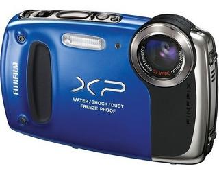 Fujifilm Finepix Xp50 14.4mp A Prueba De Agua Y Golpes Xp-50