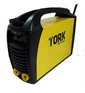 Máquina De Solda Eletr Inversor Super Tork Ie-7200/1-200a-bi