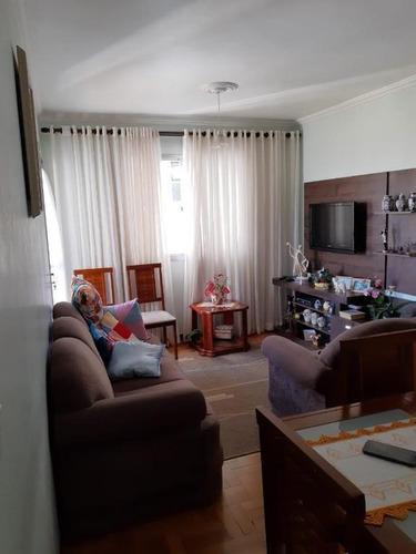Imagem 1 de 15 de Apartamento Com 2 Dormitórios À Venda, 63 M² - Jardim Três Marias - São Bernardo Do Campo/sp - Ap65827