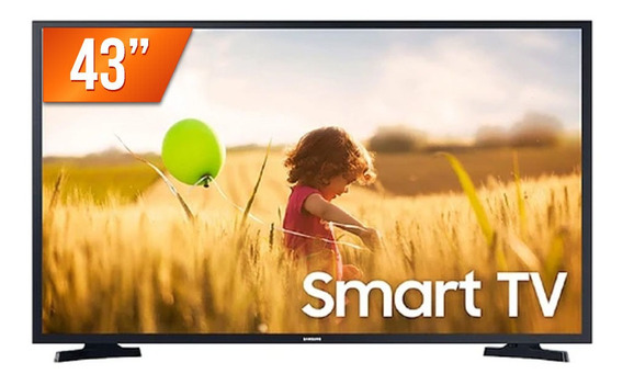 Smart Tv Led 43 Samsung Lh43betmlggxzd 2hdmi 1usb Wifi