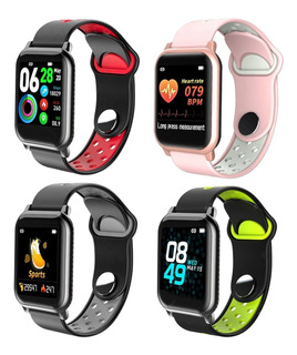 Reloj Smartwatch Inteligente Whatsapp Control De Musica