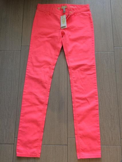 Pantalon Skinny adidas Mujer