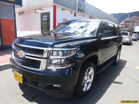 Chevrolet Tahoe Lt At 5300cc