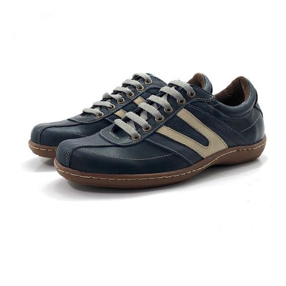 Deste 6020 Zapatilla Cuero Comoda El Mercado De Zapatos!!
