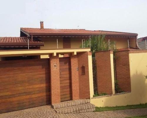 Casa Com 4 Dormitórios À Venda, 278 M² Por R$ 850.000,00 - Vila Moleta - Valinhos/sp - Ca1232