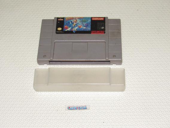 Megaman X Original Super Nintendo Dust Cover