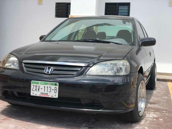 Honda Civic Lx Sedan At 2003