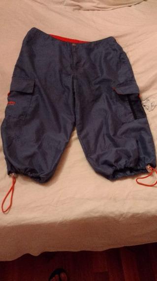 Pantalón Pescador Cargo Náutico