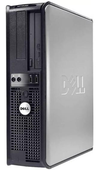 Cpu Dual Core Hd 160 Mem. 2gb Dvd Torre