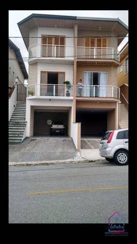 Imagem 1 de 15 de Casa Com 3 Dormitórios À Venda, 180 M² Por R$ 630.000 - Vila D'este - Cotia/sp - Ca1305