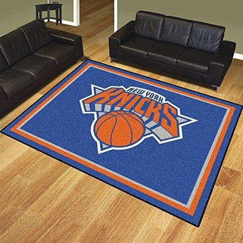 Imagen 1 de 4 de Fanmats Nba New York Knicks  Alfombra
