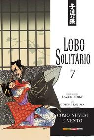 Lobo Solitário N° 07 De 28