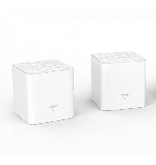 Roteador Wifi Tenda 1200mbps C/2 Mesh 3 Mw3 Frete Gratis