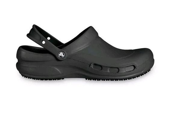 Zuecos Crocs Bistro Negro / Brand Sports