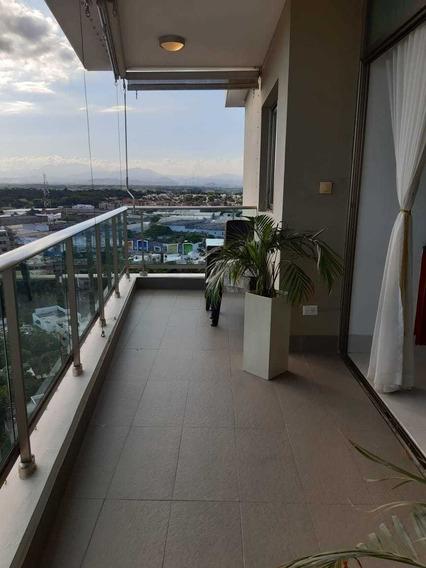 Apartamento En Alquiler En Los Cacicazgos