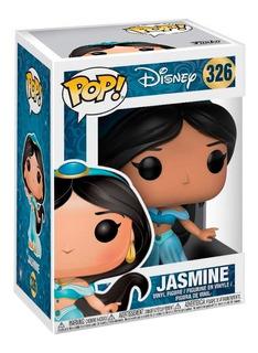 Muñeco Funko Pop Jazmine Disney Jazmin