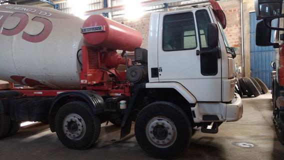 Camion Hormigonero Ford Cargo 2628e