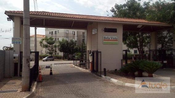 Apartamento Com 2 Dormitórios À Venda, 49 M² Por R$ 170.000 - Jardim Santa Terezinha - Sumaré/sp - Ap1537