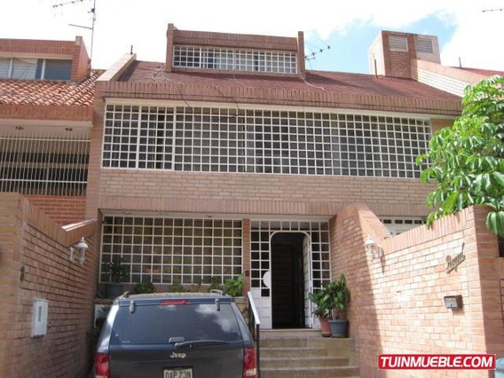 Townhouses En Venta La Alameda 18-553