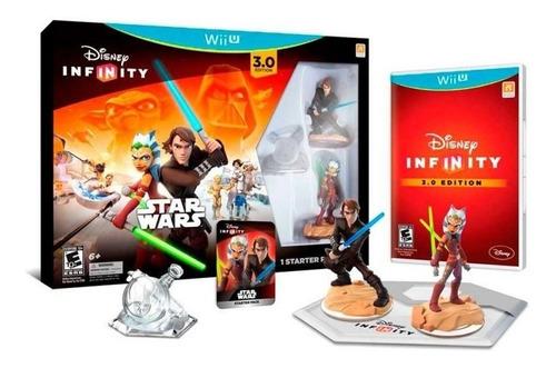 Disney Infinity 3.0 Star Wars Starter Pack Wii U Física