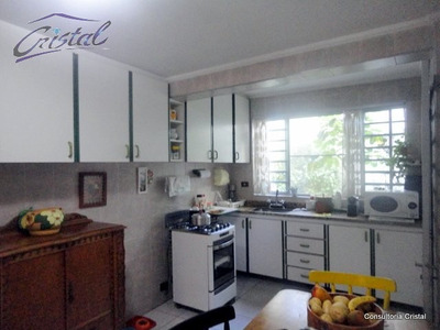 Casa Para Venda, 3 Dormitórios, Jardim Esmeralda - São Paulo - 13407