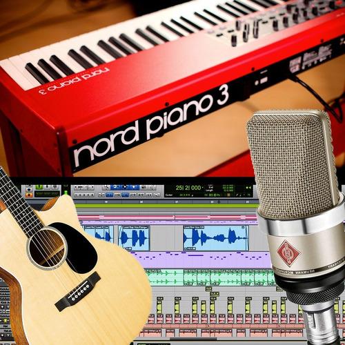 Pistas Musicales Profesionales (mezcla Y Mastering) Karaoke