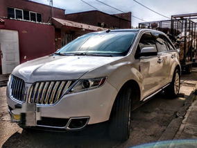 Lincoln Mkx V6 Awd Premier Piel Qc Nav 4x4 At 2012