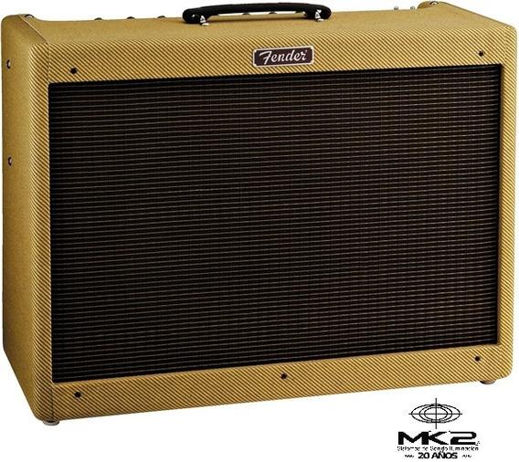 Amplificador Fender Blues Deluxe Reissue 40w Valvular Tweed