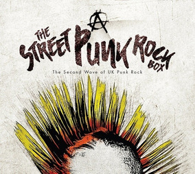 The Street Punk Rock Box (novo - Lacrado)
