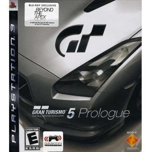 Gran Turismo 5 Prologue Ps3 Seminovo