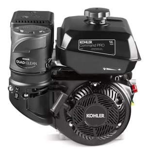 Motor A Gasolina Kohler 4 Tiempos Ch440 Cuñero 14 Hp
