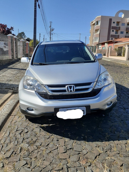 Vendo Honda Crv Exl 2.0 At 4wd 2010