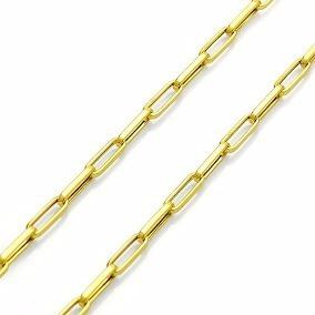 Corrente Em Ouro 18k Cartier 60cm