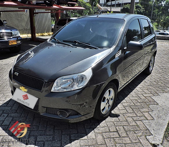 Chevrolet Aveo Emotion Gt Mt 1.6 2011 Rbp024