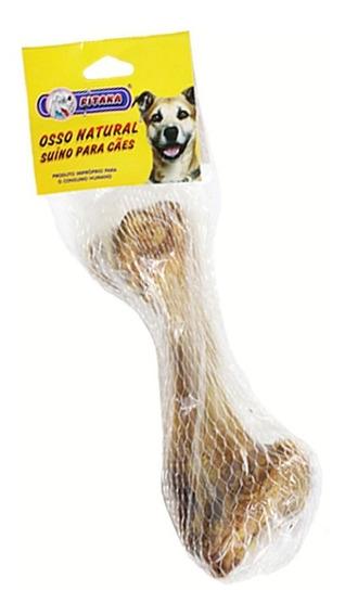 Osso Suino Defumado Para Cães - Petisco