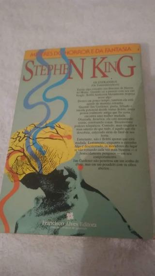 Livro Raro - Os Estranhos - Stephen King