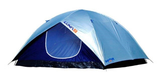 Barraca Impermeável Luna 7 Lugares Pessoas Iglu Camping