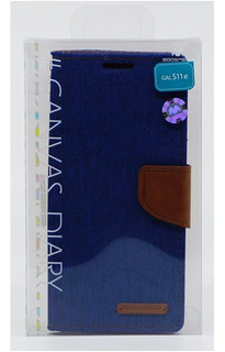 Funda Galaxy S20 Mercury Goospery Canvas Diary
