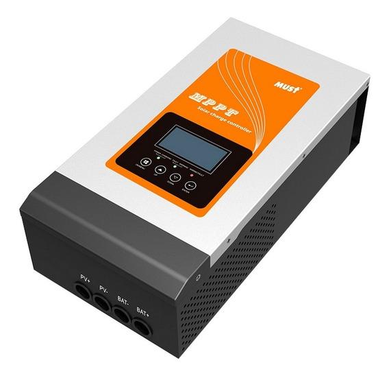 Regulador Panel Solar Must 12/24/48 Volts Mppt 80a Litio