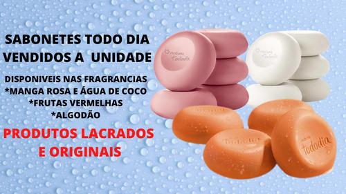 Sabonetes Natura Todo Dia  - A Unidade - Produto Original.