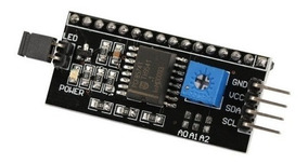 Modulo I2c P/ Display 16x2 Ou 20x4 Pronta Entrega